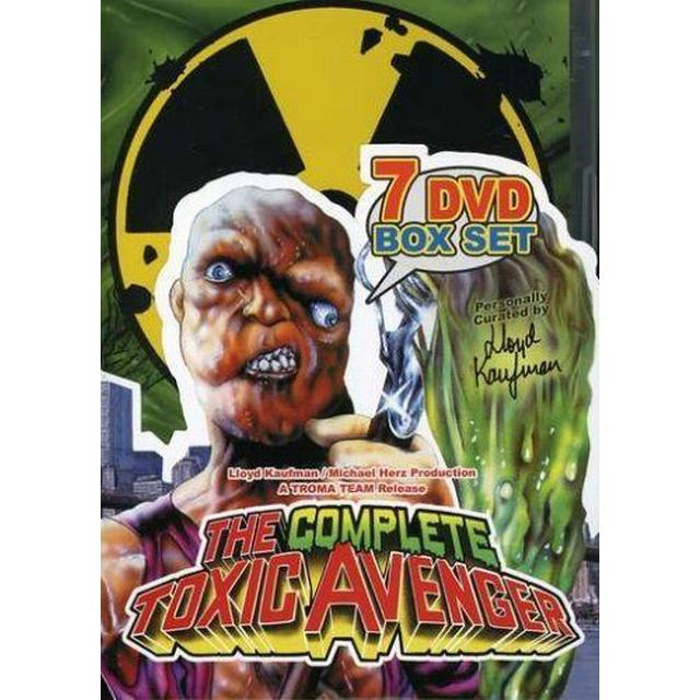 The Complete Toxic Avenger [DVD] [US Import]